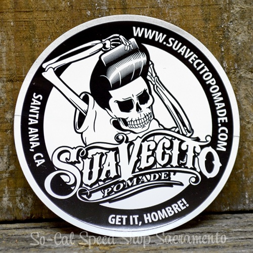 SUAVECITO (FIRME/STRONG HOLD) POMADE