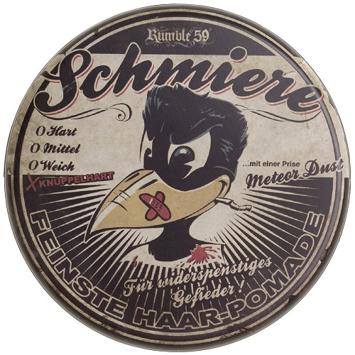 SCHMIERE POMADE ROCK HARD