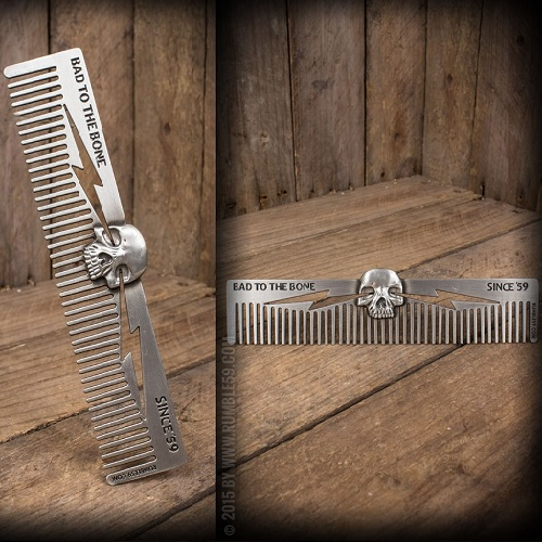 BAD TO BONE COMB