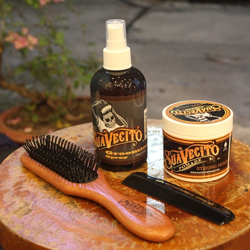 Suavecito Grooming Spray