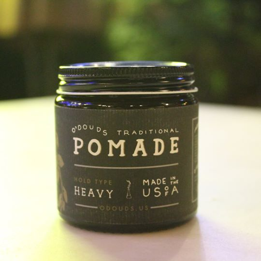 O'DOUDS POMADE TRADITIONAL