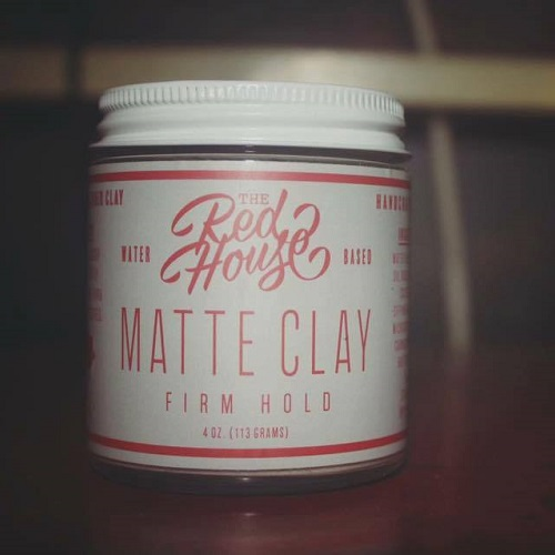 Red House Matte Clay