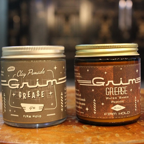 GRIM GREASE POMADE TUSCAN LEATHER