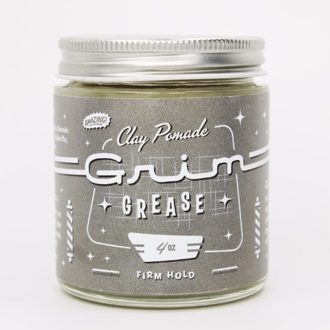 GRIM GREASE CLAY POMADE