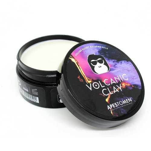 VOLCANIC CLAY (Black Version)