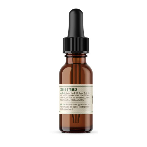 ROCKRIVER BEARD OIL - CEDAR AND CYPRESS