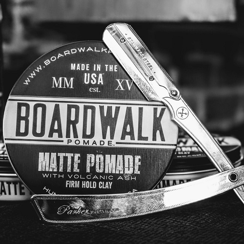 BOARDWALK MATTE CLAY POMADE
