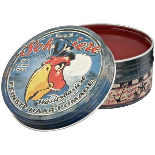 SCHMIERE POMADE WATED BASED STRONG