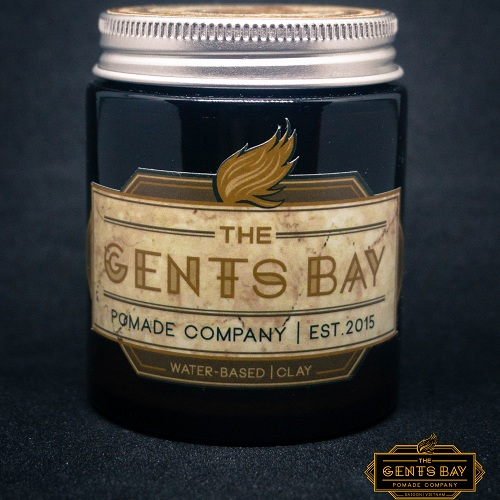 THE GENTS BAY CLAY POMADE