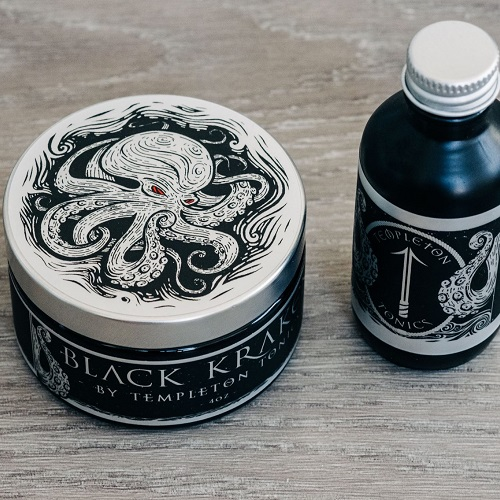 BLACK KRAKEN CLAY POMADE