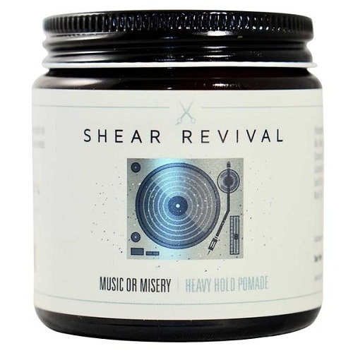 SHEAR REVIVAL MUSIC OR MISERY