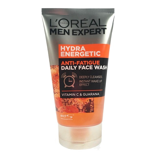 SỮA RỬA MẶT L'OREAL ENERGETIC ANTI FATIGUE DAILY