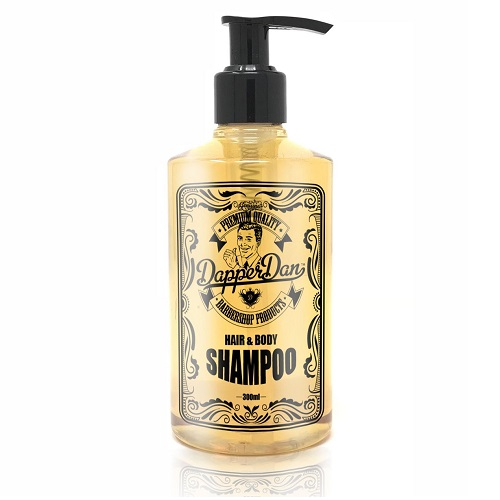 DAPPER DAN HAIR & BODY SHAMPOO