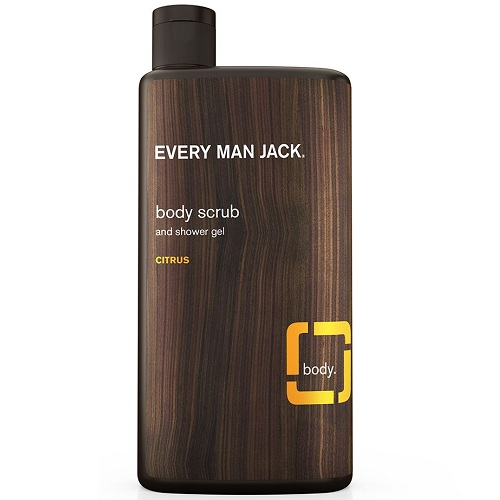 EVERY MAN JACK BODY WASH CITRUS SCRUB