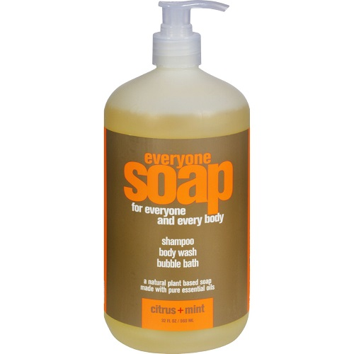 EVERYONE SOAP HAIR & BODY SHAMPOO