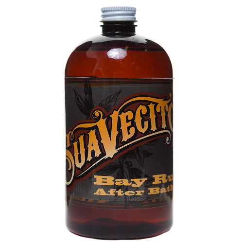 SUAVECITO BAY RUM AFTER SHAVE 16 OZ