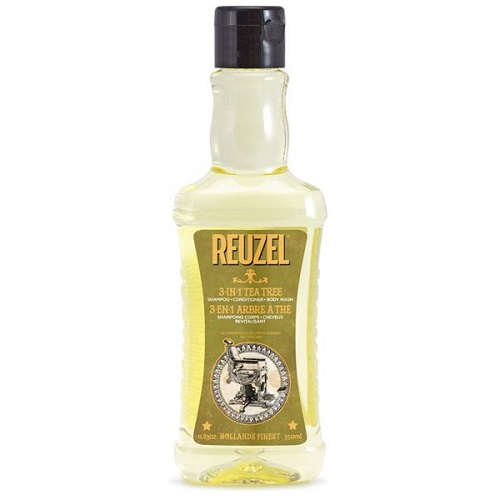 REUZEL TEA TREE 3 IN 1 SHAMPOO