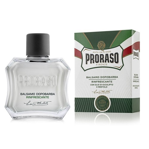 PRORASO AFTER SHAVE GREEN BALM