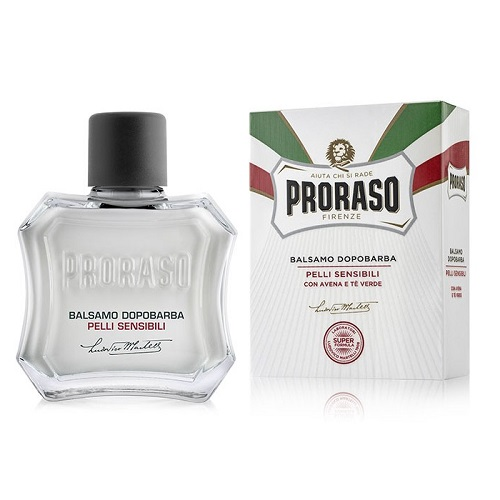 PRORASO AFTER SHAVE WHITE BALM