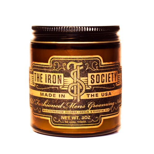 THE IRON SOCIETY OLD FASHIONED AID