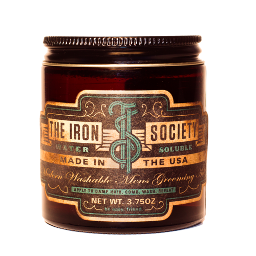 THE IRON SOCIETY WATER POMADE