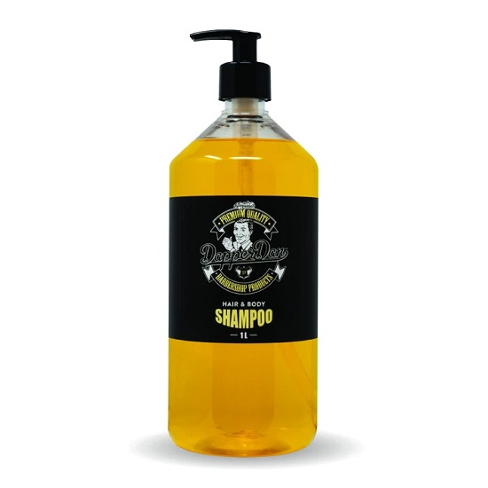 DAPPER DAN HAIR & BODY SHAMPOO 1 LÍT