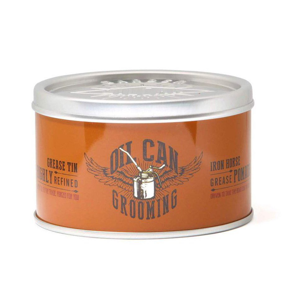 Oil Can Grooming Iron Horse Grease Pomade
